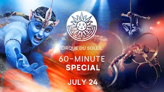 60-MINUTE SPECIAL #12 | Cirque du Soleil | TORUK - The First Flight, Dralion, Amaluna