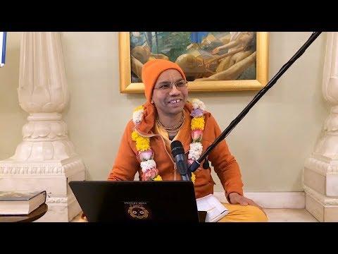 Morning Class Srila Bhaktisiddhanta Sarasvati Thakura - Adi Puruṣa Dāsa - 7 December 2017