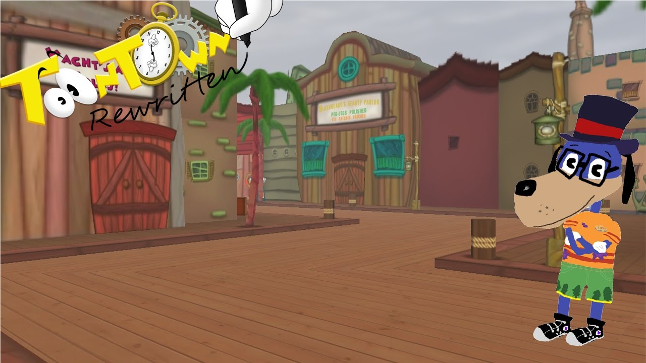 Toontown Rewritten: Donald\'s Dock (Part 1/4) - YouTube