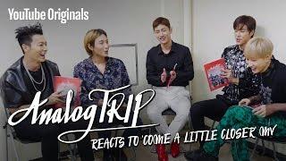 AnalogTrip (아날로그 트립) | [미공개영상] 동방신기와 슈퍼주니어의 'Come a Little Closer' 뮤직비디오 리액션 영상