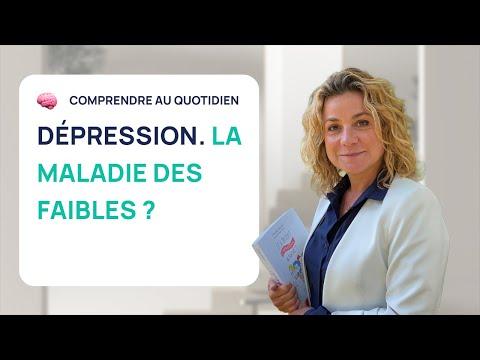 DÉPRESSION ! LA MALADIE DES FAIBLES ?