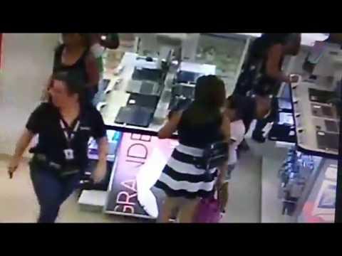 Una madre usó a su nena de 6 años para robar una notebook en Corrientes