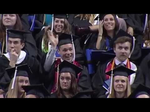 UTEP President Natalicio Delivers Saint Louis University Commencement Speech