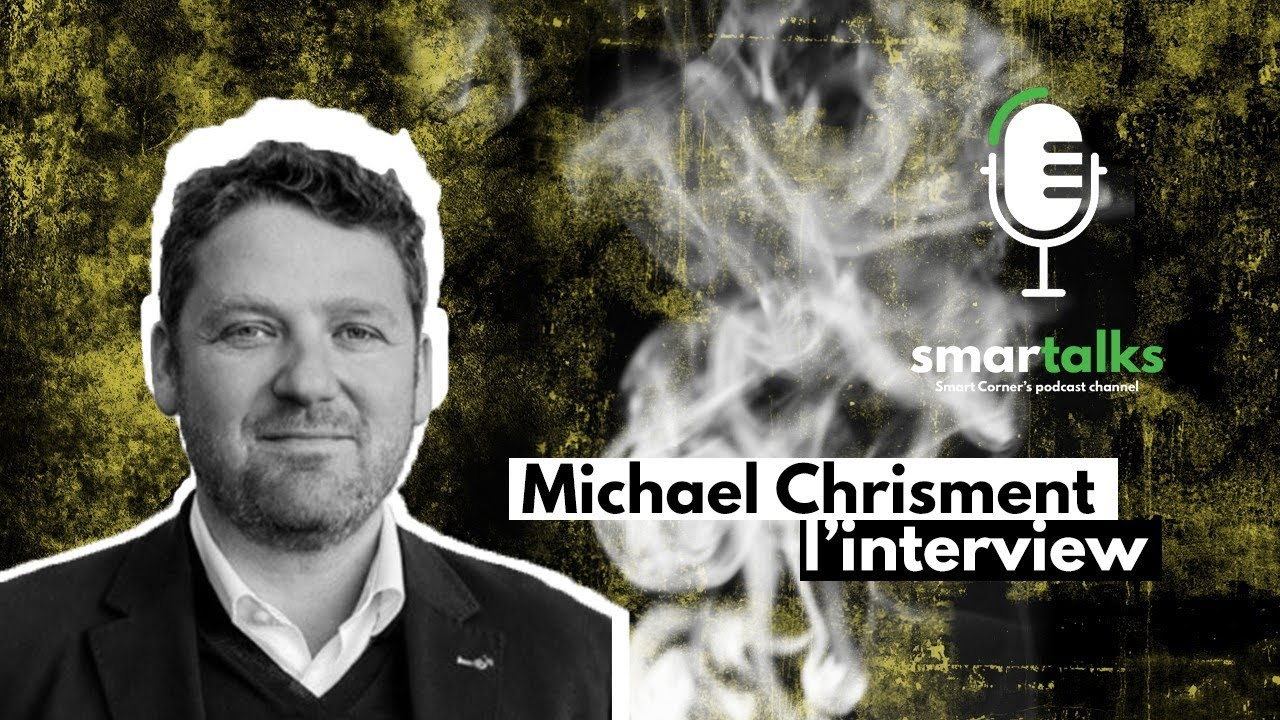 Michael Chrisment Marketing expert - Smartalks