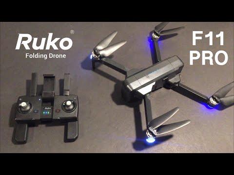 RUKO F11 PRO Review, Set up & Test Flight