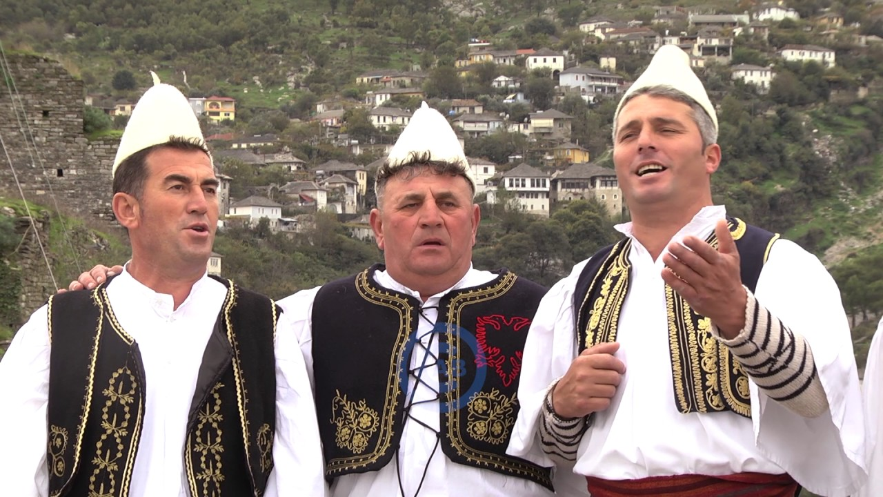 Download Grupi Polifonik i Tepelenes   Burrat e rend Shqipetar