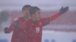 Tin Thể Thao 24h Hôm Nay (21h - 2/2): Nguyễn Quang Hải Giành Giải Bàn Thắng Đẹp Nhất VCK U23 Châu Á