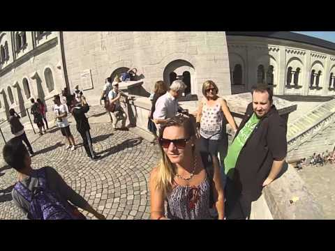 Munich/Neuschwanstein 2015 Tourist