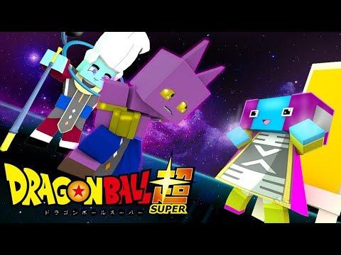 Minecraft: DRAGON BALL SUPER - BILLS ENCONTRA COM ZENO SAMA ! 3