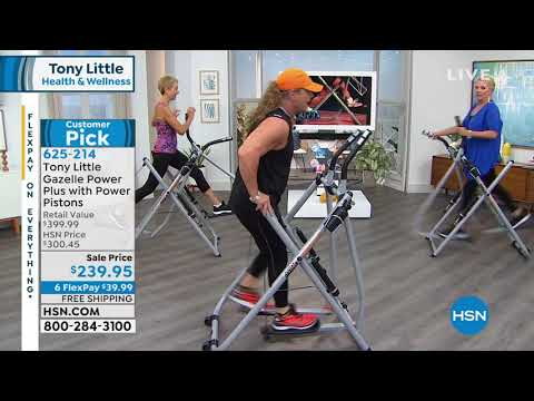 tony-little-gazelle-power-plus-with-4-workouts