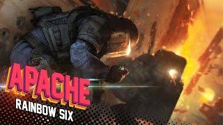 ЧИСТАЯ ПОБЕДА - Tom Clancy s Rainbow Six Siege Первый взгляд