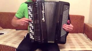 кубэлэк на баяне(видео урок 1)