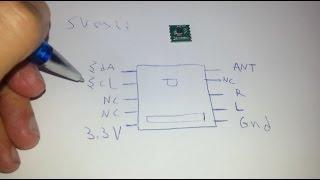 tutorial : making Arduino radio with RDA5807M i2c module