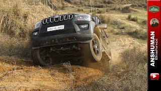 Scorpio 4wd | Fortuner | Pajero Sport | D-Max | Endeavour | Gypsy | Duster AWD: Offroading