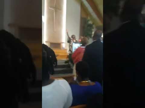 Bishop Susan Smith -4th Dimension, Door, Grace and Praise