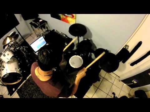 Bullet in the brain - The Black Keys (Drum Cover) Roland TD11k mp3