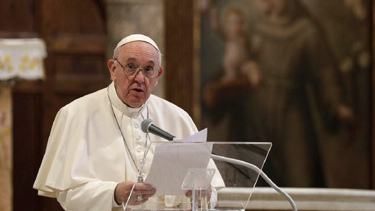 Pope Francis, in Shift for Church, Voices Support for Same-Sex Civil ...