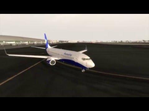 [Prepar3d] [Rwandair WB301] Dubai International (OMDB) Departure. B738 NGX.