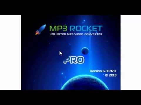 COMO DESCARGAR E INSTALAR MP3 ROCKET PRO  6.3.14 FULL 2013 (NUEVA ACTUALIZACION 6.4)