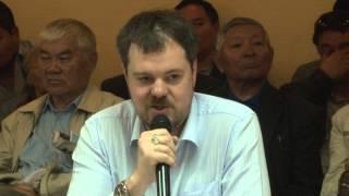 Общественные слушания по вопросу вступления Казахстана в Евразийский экономический союз №5