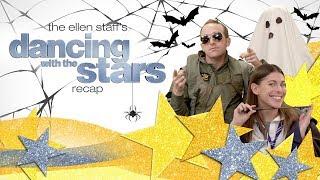 A Halloween Surprise in the Ellen Staff's 'Dancing with the Stars' Recap