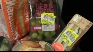Crazy Tesco Healthy Food Haul - Prices 8p-30p Thumbnail