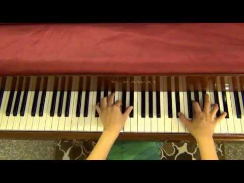 Over the Rainbow, arr. Dave Stapleton (2015 - 2016 ABRSM Piano Exam Grade 6 C:1)