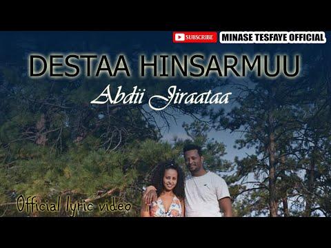 Dastaa Hinsarmuu - Abdii Jiraataa - New Oromo Gospel Song 2020 (Official Lyric Video)