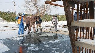 видео: UTV. Крещение в Оренбурге 2019: индивидуальный предприниматель займется подготовкой купелей