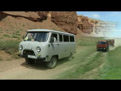 Kazahstan potovanje / Kazakhstan travel