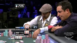 Sensational FINAL TABLE World Poker Tour 5 Diamons.High class Poker. thumbnail