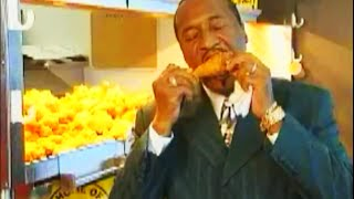 Frankie And Johnnie's Free Chicken W/ Furniture 80's Commercial