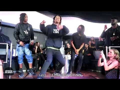 Larry (Les Twins) - DJ M-Lyve - Ill Omen (CLEAR AUDIO)