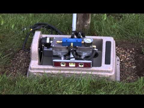 Airmax® Aeration System Installation
