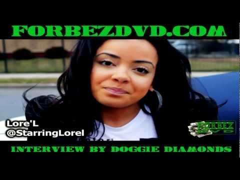 Who Is Lore'l? @StarringLorel (Interview By Doggie Diamonds)