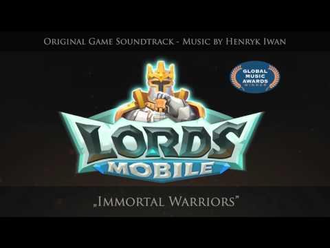 Lords Mobile OST - Immortal Warriors (Battle BGM 2)