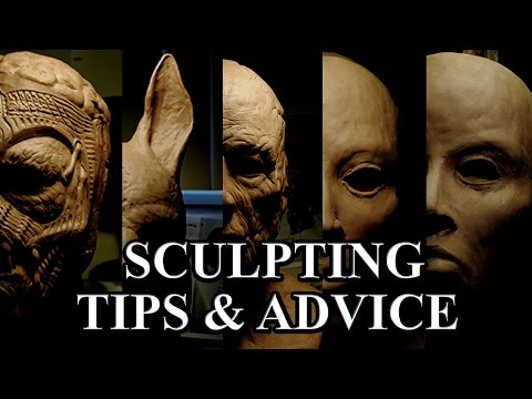 Sculpting Tips & Advice