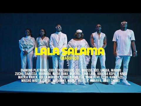 Tanzania All Stars - Lala Salama (Magufuli) Official Video