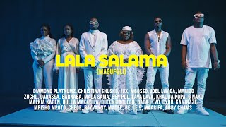 Tanzania All Stars - Lala Salama (Magufuli) Official Video