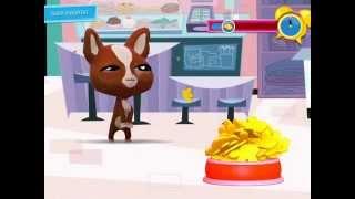 Littlest Pet Shop! Радость таксы! Серия 13! Игра Магазин домашних животных