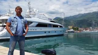Аренда яхты в Черногории. Будва(Аренда парусных, моторных яхт в Черногории. Морские круизы. По желанию на арендованной яхту можно сходить..., 2016-05-24T06:47:58.000Z)