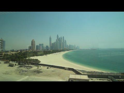MAN MADE PALM ISLAND! | DUBAI, UAE | DAILY VLOG