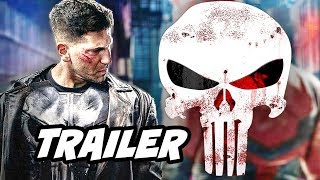 The Punisher Season 1 Teaser Trailer Breakdown