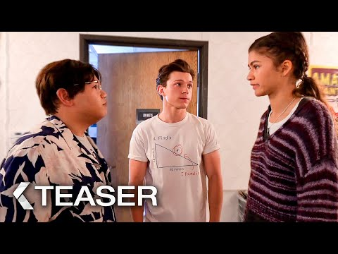 SPIDER-MAN 3: No Way Home Title Reveal Teaser (2021) | Tom Holland, Zendaya