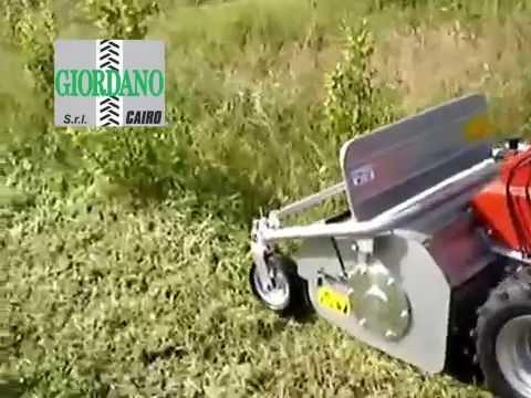 Trincia sarmenti bcs 630ws bladerunner 75cm funnydog tv for Trincia bertolini
