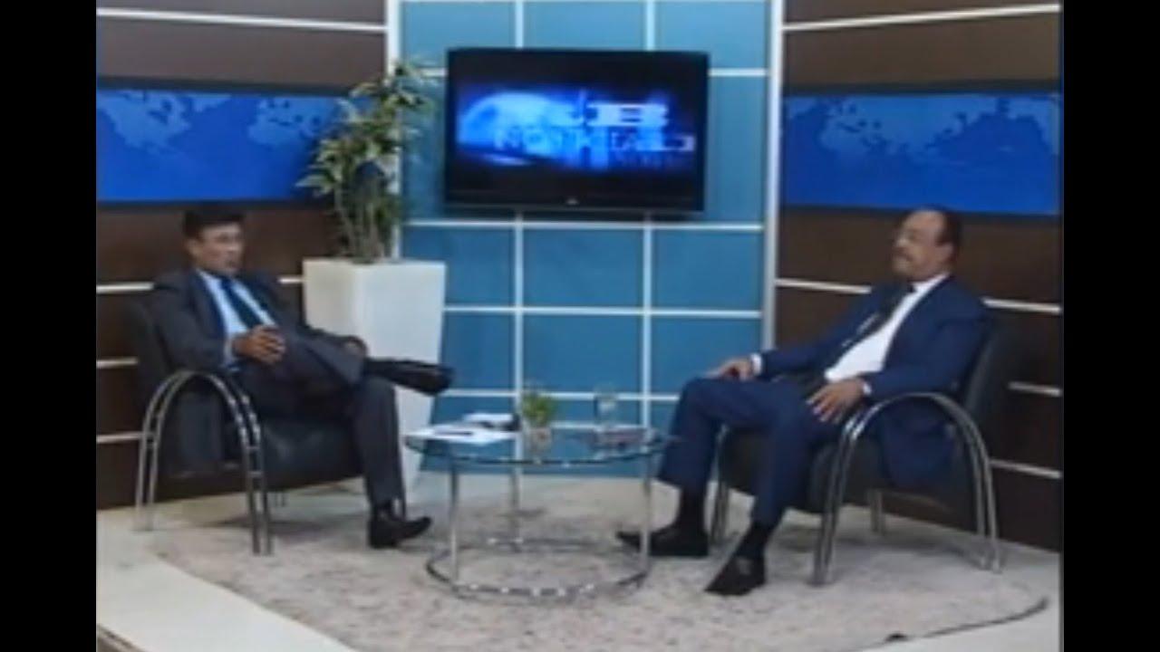 Jomateleno concede entrevista ao SBT do Acre