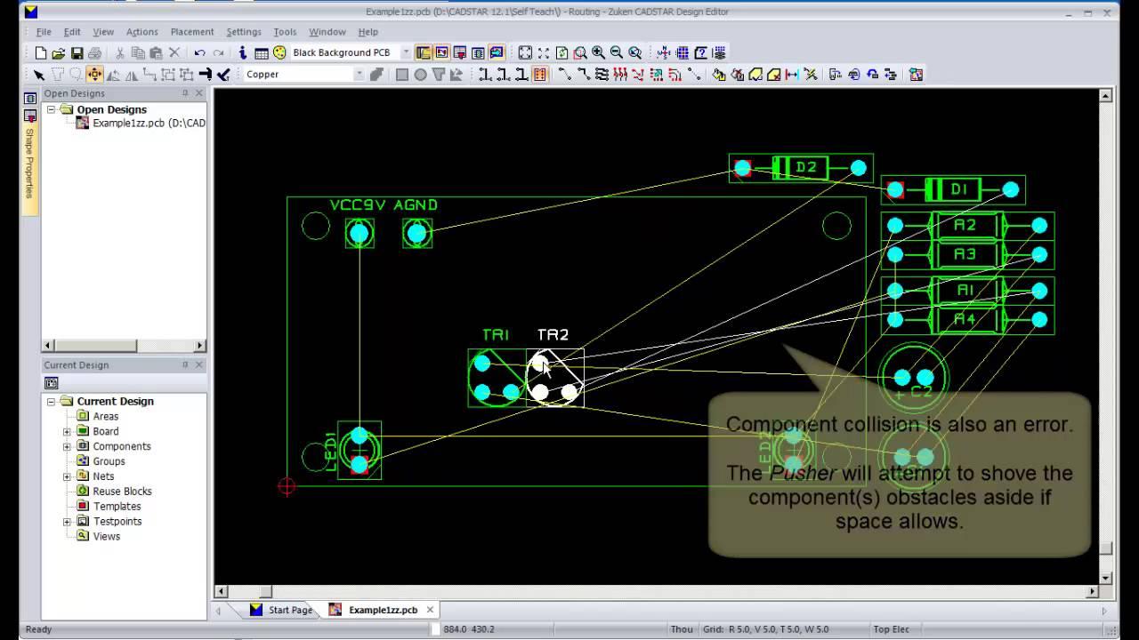 cadstar schematic