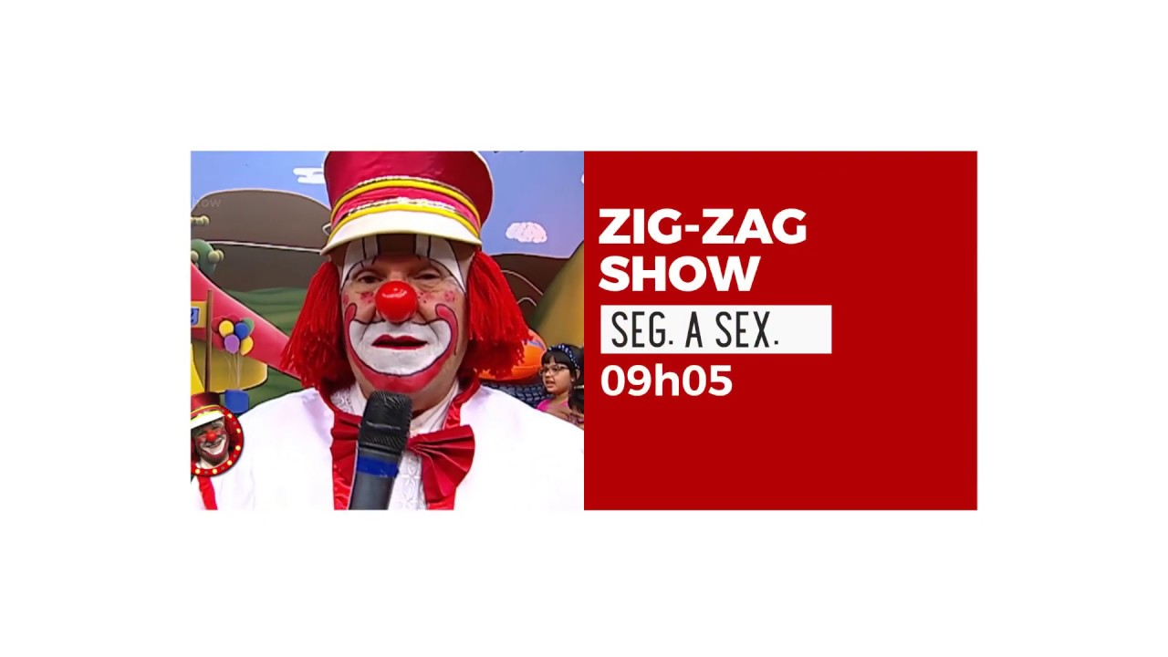 CHAMADA ZIG-ZAG SHOW INSTITUCIONAL