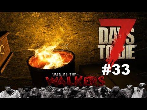 7 Days to Die - War of the Walkers - Weiter fleißig sein #33 ( Staffel 2 )