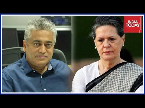 Rajdeep Sardesai Talks About Sonia Gandhi's Exclusive Interv